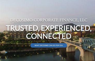 DCF Decosimo Corporate Finance