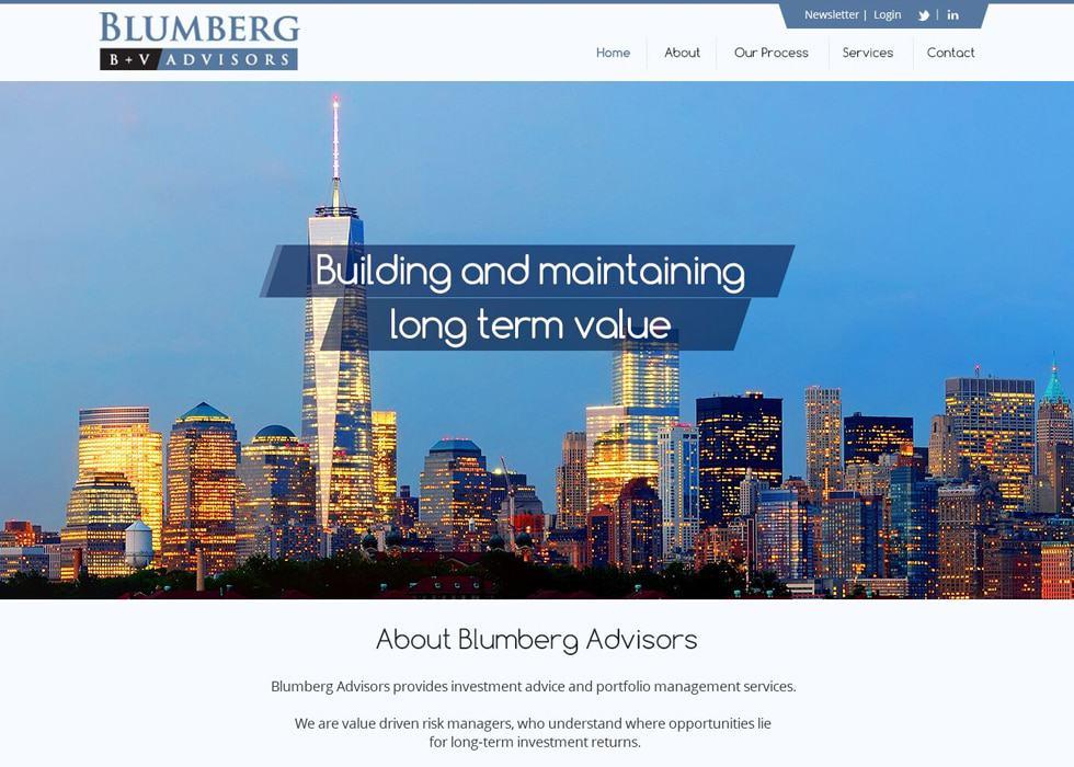 Blumberg Advisors