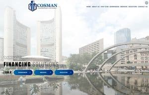 Cosman Mortgage Capital