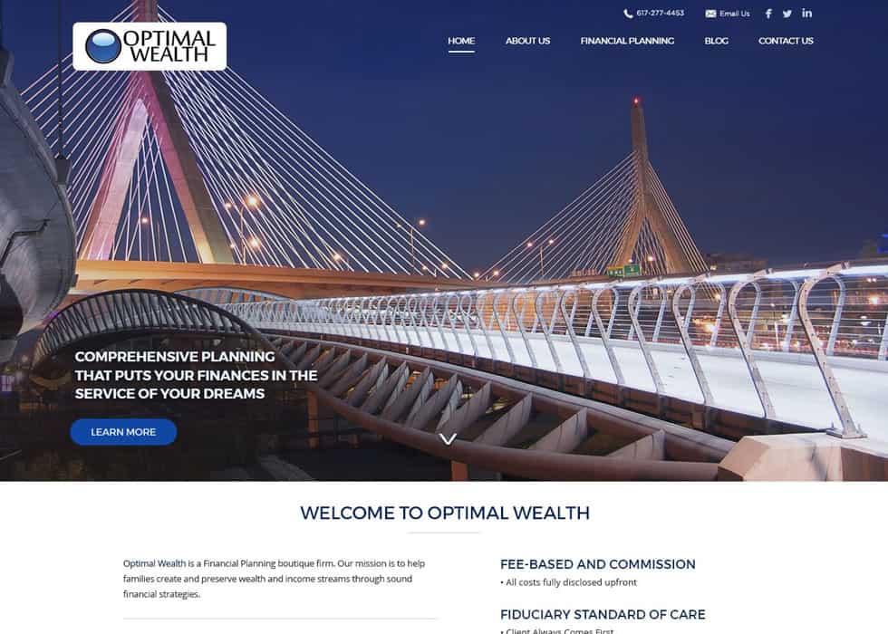 Optimal Wealth