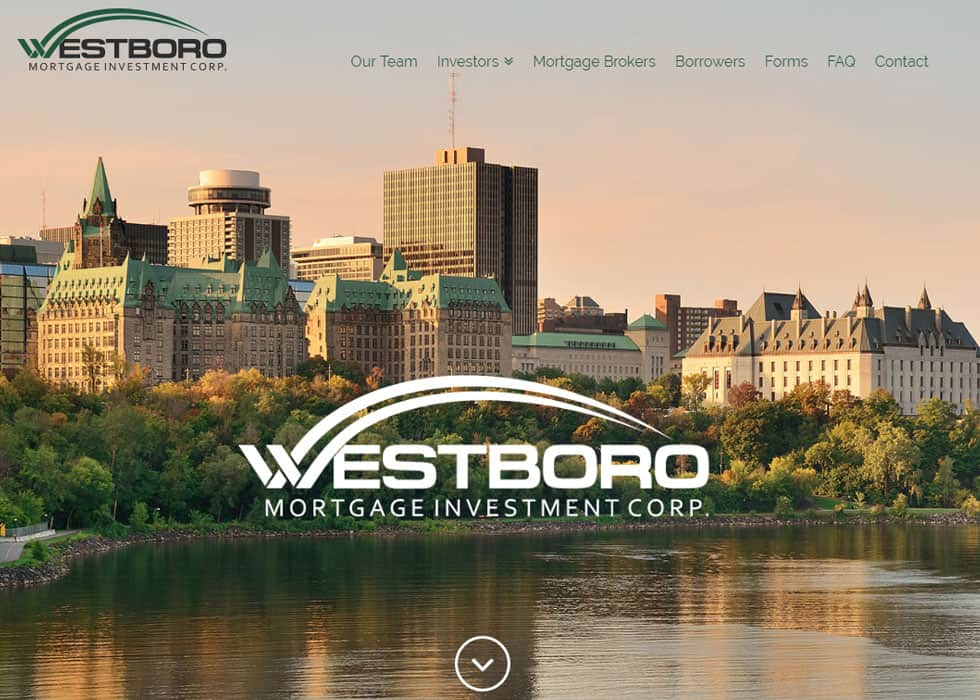 Westboro Mortgage Investment Corp.